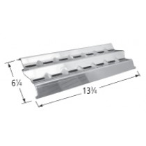 "13-3/4"" X 6-1/4"" Sterling Stainless Steel Plate"