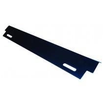 """15-9/16"""" X 3-1/2"""" Porcelain Steel Heat Plate"""
