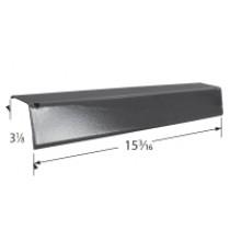 15-3/16 X 3-1/8 porcelain steel heat plate