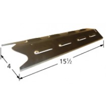 """15-1/2"""" X 4"""" Stainless Steel Heat Plate 94811"""