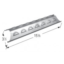 """15-3/8"""" X 3-1/2"""" Stainless Steel Heat Plate"""