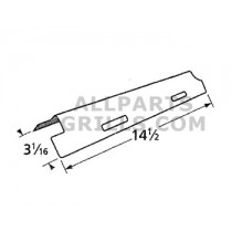 """14-1/2"""" X 3-1/16"""" Stainless Steel Heat Plate"""