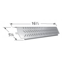 "16-1/2"" X 5-5/8"" Stainless Steel Heat Plate"