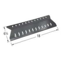 18 X 6-5/8 porcelainized steel heat plate 96041