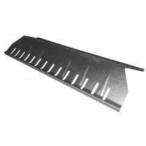 "19-9/16"" X 7-1/16"" Porcelain Steel Heat Plate"