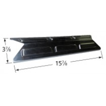 """15-7/8"""" X 3-7/8"""" Stainless Steel Heat Plate"""