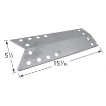 "15-1/8"" x 5-1/2 Stainless Steel Heat Plate"