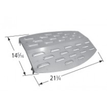 "21-3/4"" x 14-5/16"" Stainless Steel Heat Plate"