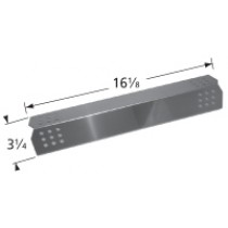 """16-1/8"""" X 3-1/4"""" Stainless Steel Heat Plate"""