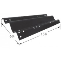 15-3/4 X 6-1/4 porcelain steel heat plate