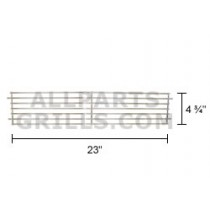 "23"" X 4-3/4"" Warming Rack for Spirit 210"