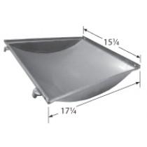 17-1/4 x 15-1/4 S.S Heat Plate