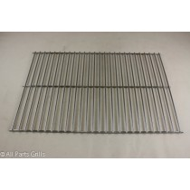 """13"""" x 19"""" Nickel Plated Steel Wire Cooking Grid"""