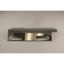 "15-3/8"" X 6"" Stainless Steel Heat Plate (LEFT)"