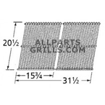 20-1/2 X 31-1/2 Stainless Steel wire cook grid