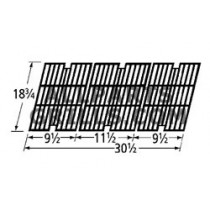 18-3/4 X 30-1/2 porcelainized 3 pc cooking grid.