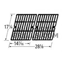 17-1/4 X 28-1/8 Matte 2 pc. grid
