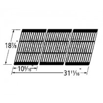 """18-7/8 x 31-11/16"""" 68073 Porc CI Cook Grid"""