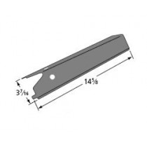 "14-5/8 x 3-1/2"" stainless steel heat plate"
