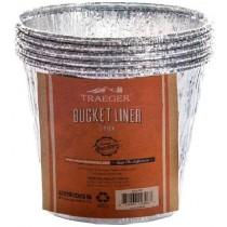 5 Pack Smoker Bucket Liner