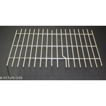 "11-1/2"" X 18-1/4"" Raised Briquet (Rock) Grate"