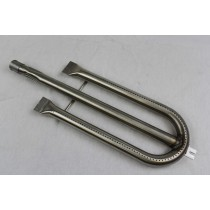 "17-3/4"" x 5-3/8"" Stainless Steel U Pipe Burner"