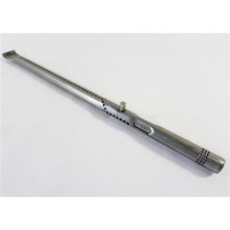 "14-7/16"" X 3/4"" Stainless Steel Pipe Burner"