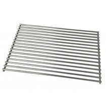 "17-1/2"" X 23-3/4"" Two Piece Stainless Steel Cooking Grate Set Spirit II 310 Series 67023"