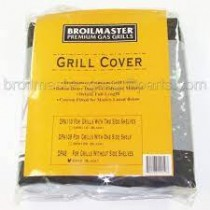 Broilmaster Factory  Deluxe Heavy Duty Full Length Grill Cover No Side Shelves