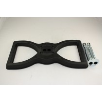 Broilmaster G3 Cast Iron Bowtie Burner w/ Tubes